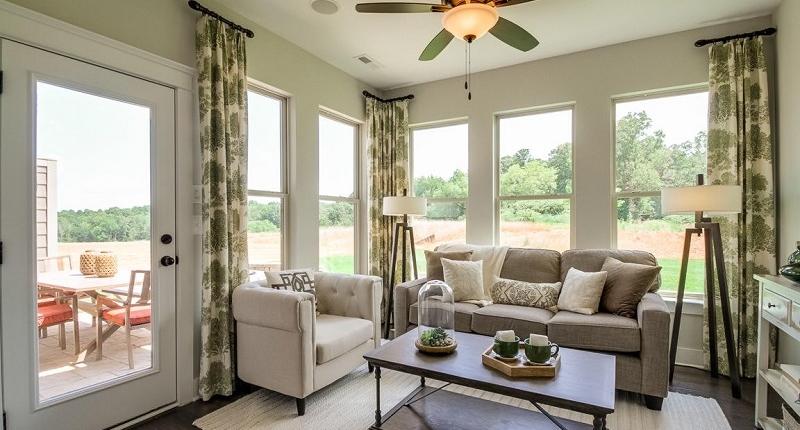 Rock-Creek-Homes-Denver-NC-Sun-Room