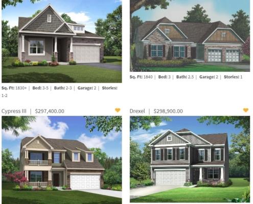 Rock-Creek-Homes-Denver-North-Carolina