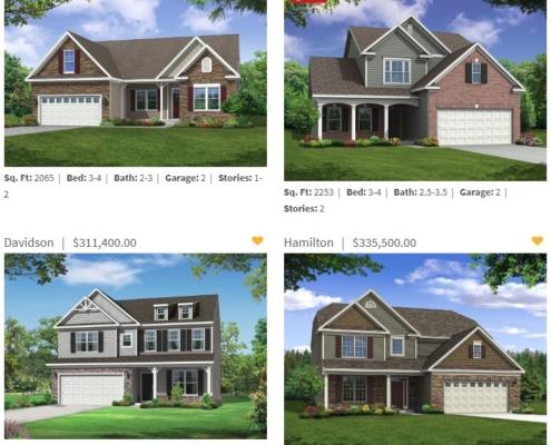 Rock-Creek-Homes-Denver-North-Carolina-Pricing